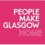 People Make Glasgow Home Logo